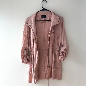 Forever 21 Pink utility jacket